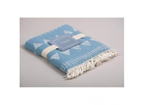 Плед-накидка Barine Chalkboard Throw Teal
