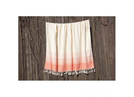 Плед-накидка Barine Quad Throw coral